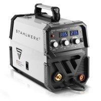 Máquina de soldadura MIG 135 ST IGBT con...
