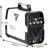 AC/DC WIG 200 ST IGBT - equipo completo