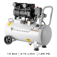 STAHLWERK compresor de aire comprimido ST 310 30 l, 10 bar