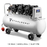 Compresor de aire comprimido STAHLWERK ST 1010 Pro
