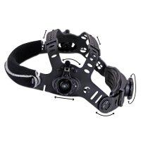 Casco de soldador STAHLWERK ST- 800PV negro brillante