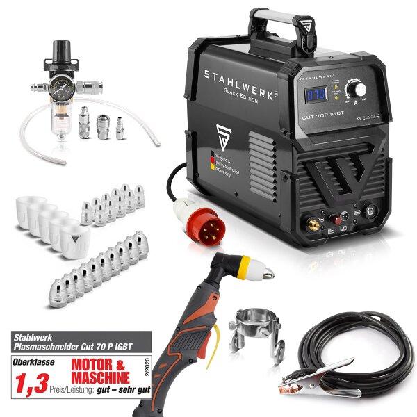 Cortador de plasma CUT 70 IGBT - equipo completo